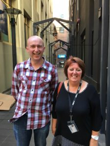 Photo of Joe and Jill