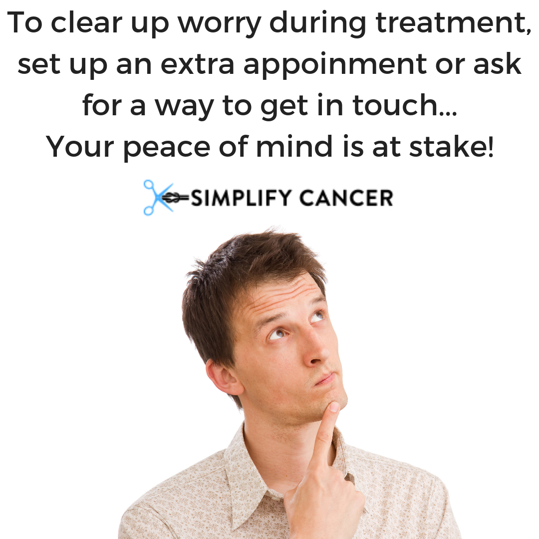 Your peace of mind is at stake