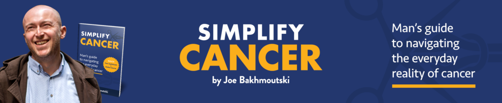 Simplify Cancer Book Cover
