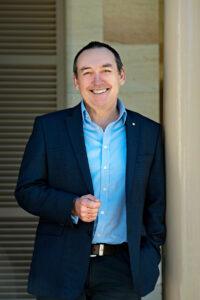 Prof Jeff Dunn